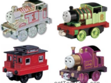 Collectors Vehicle 4-pack