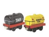 Tar and Fuel Tankers
