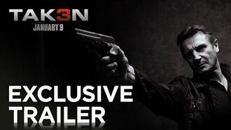 TAKEN 3 Exclusive Trailer HD 20th Century FOX