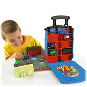 Thomas at the Farm and Tote-A-Train Playbox