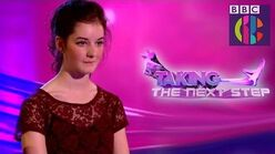 Taking The Next Step auditions Erin and Esha's callback CBBC