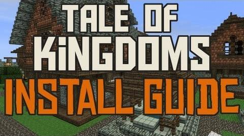 Minecraft Tale of Kingdoms Installation Guide