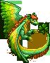 Tadh dragon female