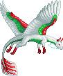 Snowbell Dragon adult m