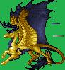 Staccato dragon male
