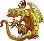 Toxidermis dragon male harleq