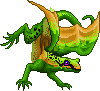 Toxidermis Dragon (SP2013 female)