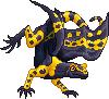 Toxidermis dragon female yblack