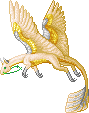 Snowbell Dragon adult f