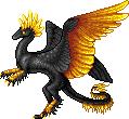 Cibola dragon adult