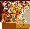 Siberian dragon female
