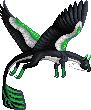 Snowbell dragon spriter alt male