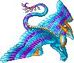 Typheret dragon adult female