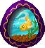 Goldfish egg