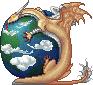 Globe dragon adult d