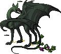Famine dragon