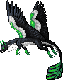 Snowbell dragon spriter alt female