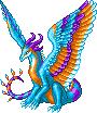 Typheret dragon adult male