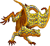 Toxidermis dragon female harleq