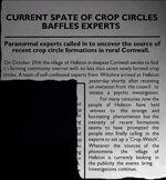 Cropcircles