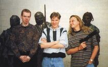 Keith Dando - Tony Crowther - Paul Green - Undead - PC Power 33