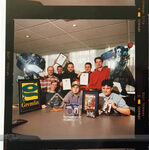 Loaded Team - Carl Cavers, Neil Biggin, Tim Heaton - Gremlin Archive