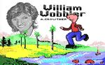 Tony Crowther - William Wobbler Title Screen