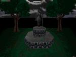 GraveyardMazeStatue