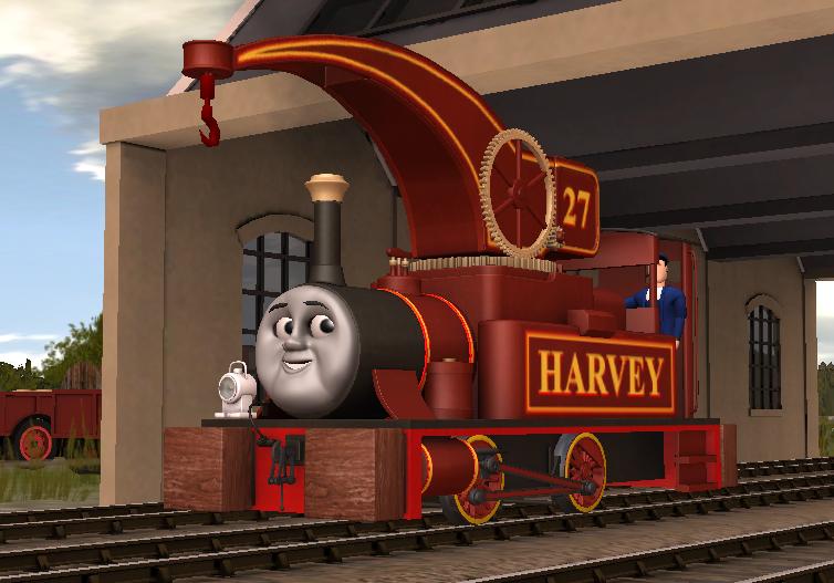 Harvey Tales From The Tracks Trainz Series Wikia