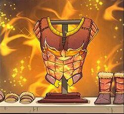 Ragefire Armor Set
