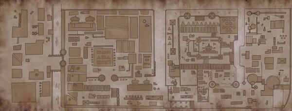 Ancient Orchid City Ruins Donghua Full map