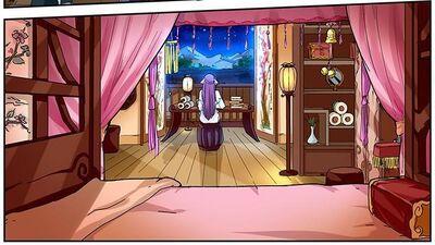Ye Zi Yun's Room