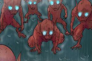 Scarlet Ghosts