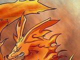 Scarlet Flaming Fox