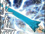 Thunder God's Meteorite Sword