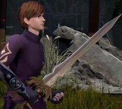 Chen Linjian's Sword Donghua