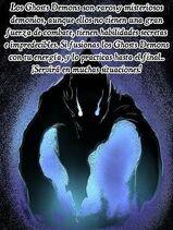 Ghost Demon