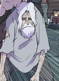 Mysterious Old Man 1