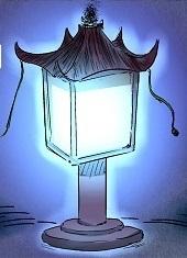 Spiritual Lamp 2