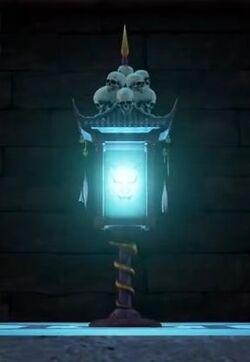 Spiritual Lamp Donghua