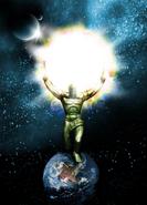Coeus Axis of Heaven