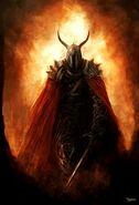 Erebus in armor
