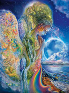 Gaea in her divine state