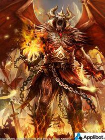 Demon king advanced by concept art house-d671xum