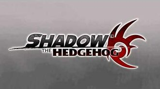 Mad Matrix - Shadow the Hedgehog Music Extended