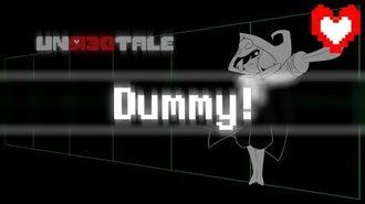 Dummy! - UNDERTALE RED OST Extended
