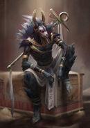 Anubis by yefumm-d4wkanp
