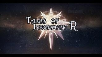 Tales of Judgement R Swordsman's Mystic Arte Blade Dance (Testing)
