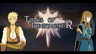 Tales of Judgement R File Egg Bear (Guy & Jade Casual Run)