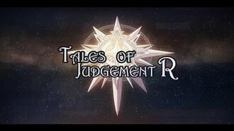 Tales of Judgement R Mage Class' Mystic Arte Star Meteor